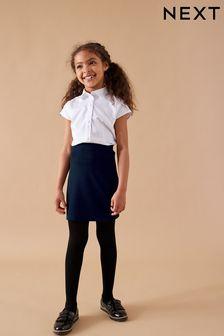 Dżersejowa spódnica ołówkowa (3-16 lat)