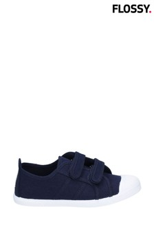 Flossy Sasha Junior Touch Fastening Shoes