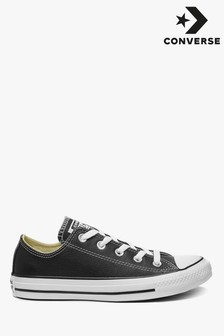 Converse Chuck Taylor Leather Ox Trainers