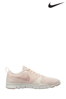 Nike Train Pink Flex Essential Trainers