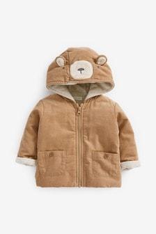 Cord Character Jacket (0mths-2yrs)