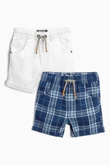 Shorts Two Pack (3mths-6yrs)