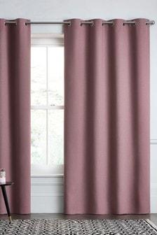 Pera Room Darkening Eyelet Curtains