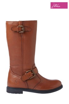 Joules Tan Darcy Boots