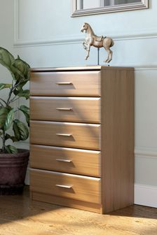 Elmsmore Oak Chest