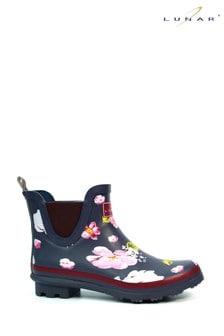 Lunar Short Wellibob Ankle Wellington Boots