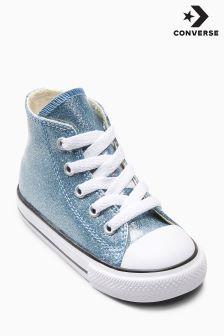 Converse Glitter Chuck Hi