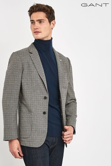 GANT Washable Check Blazer