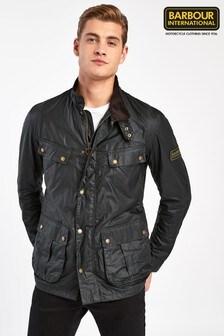 Barbour® International Sage Lightweight Duke Wax Jacket