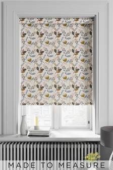 Made To Measure Mari Floral Print Roller Blind