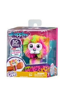 Little Live Pets Wrapples Meggo