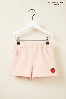 Sonia Rykiel Light Pink Strawberry Shorts