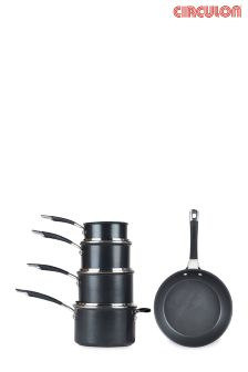 Set of 5 Circulon Momentum Cookware Set