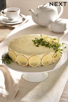 Malvern Embossed Cake Stand