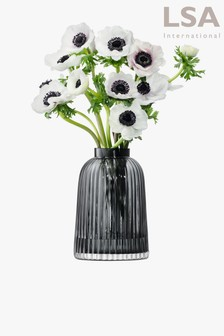 LSA International Pleat 20cm Vase