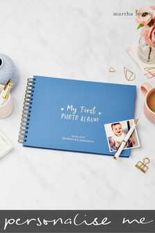 Personalised My First Photo Album by Martha Brook