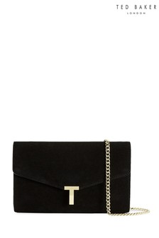 Ted Baker Black Jakiee Clutch Bag