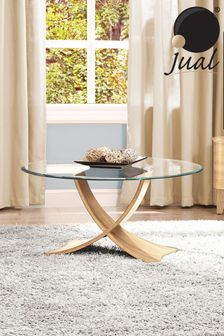 Siena Oak Coffee Table By Jual