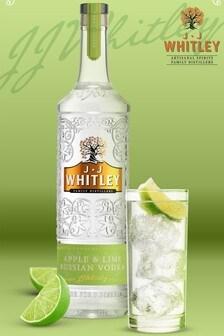 JJ Whitley Apple & Lime Vodka 70cl