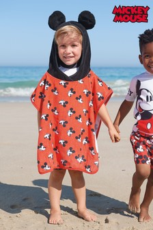 Mickey Mouse™ Towelling Poncho (9mths-6yrs)