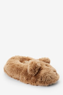 Bonnie Bear Slippers
