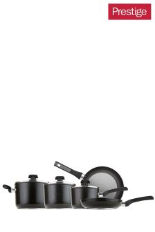 5 Piece Prestige DuraForge Pan Set