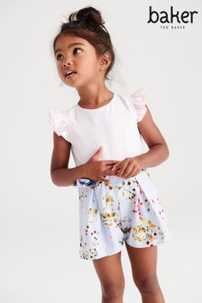 Baker by Ted Baker Floral Playsuit