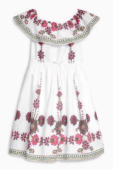 Printed Maxi Dress (3-16yrs)