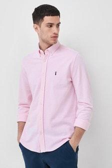 Pique Roll Sleeve Shirt