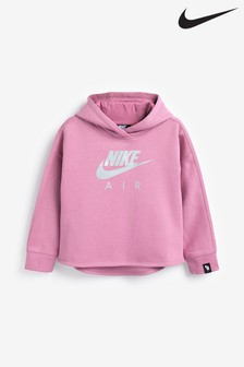 Nike Little Kids Pink Air Overhead Hoody