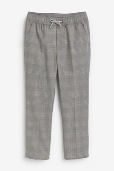 Pull-On Formal Trousers (3-16yrs)
