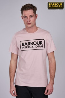 Barbour® International Large Logo T-Shirt