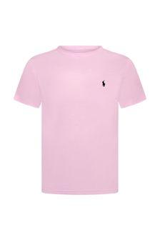 Ralph Lauren Kids Cotton T-Shirt