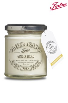 Ginger Bread Christmas Jam Jar Candle by Tiptree