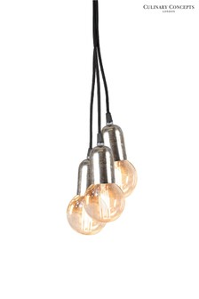 Culinary Concepts Cluster 3 Light Pendant