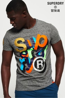 Superdry Super 5 T-Shirt