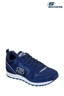 Skechers® Blue Og 85 Step N Fly Trainers