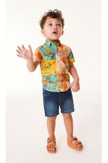 Cotton Short Sleeve (3mths-7yrs)