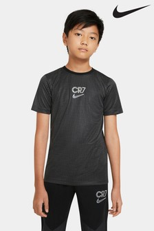 Nike Black CR7 T-Shirt