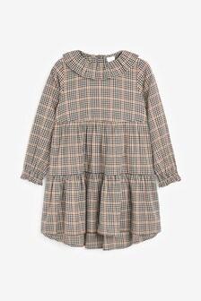 Frill Collar Dress (3-16yrs)