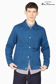 Ben Sherman® Indigo Summer Trucker Jacket