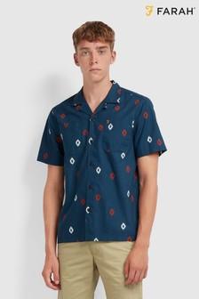 Koszula w wakacyjnym stylu Farah Hutchins