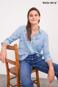 White Stuff Denim Cecily Organic Shirt