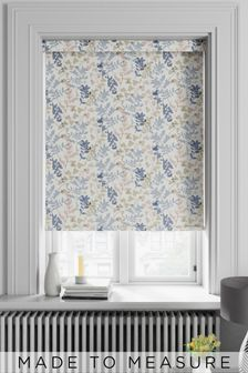 Silhouette Leaf Made To Measure Roller Blind