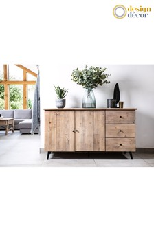 Valetta Wide Sideboard By Design Décor