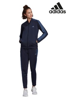 adidas Essentials 3 Stripe Tracksuit