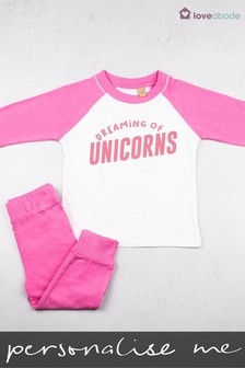 Personalised Dreaming Of Pyjamas by Loveabode