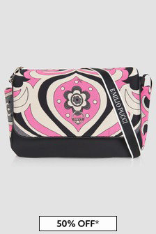 Emilio Pucci Baby Pink Changing Bag