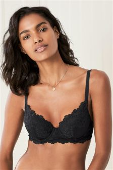 Phoebe Light Padded Balcony Bra
