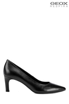 Geox Women's Bibbiana Black Shoes